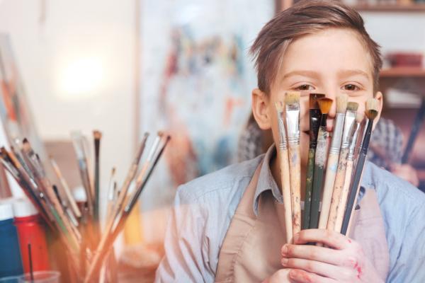 Visual Art Lessons