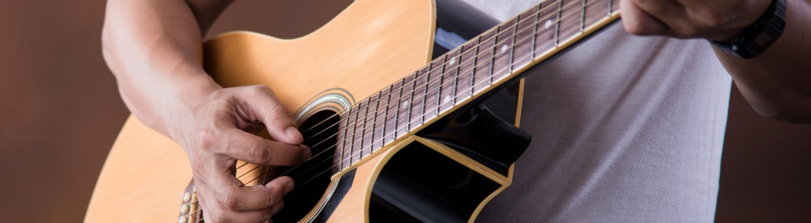 Cour de Guitare lausanne